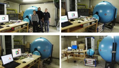 Europe Install LED Test Instruments In Germany, Romania, Italy And Austria 1