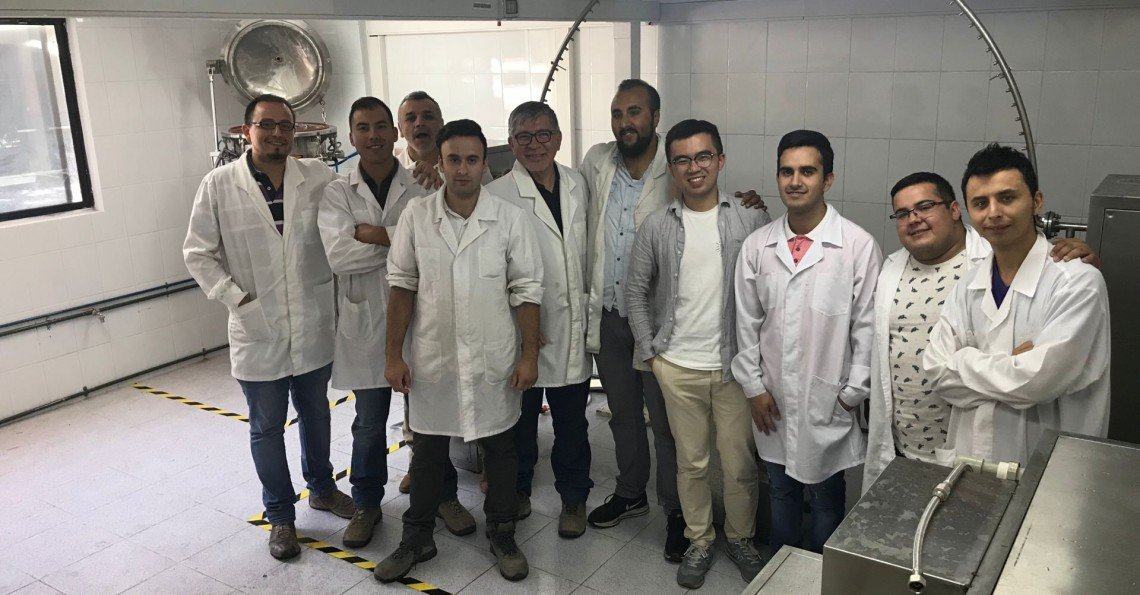 Chile- Installation and training for IP waterproof test equipment (From IPX1 to IPX8)
