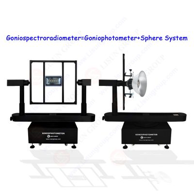 High Precision Rotation Luminaire Goniospectroradiometer