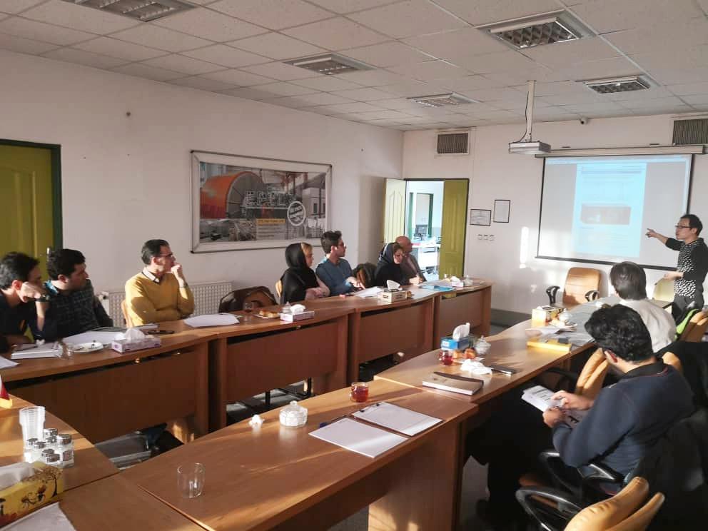 LISUN held a lighting technology salon in Iran