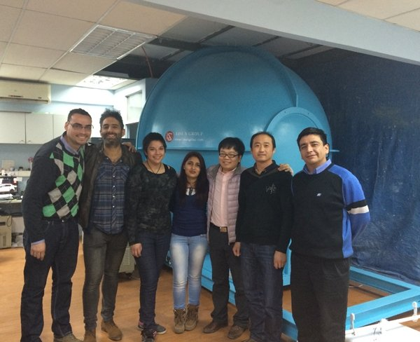 Chile - Authoritative Test Center Ordered 3m Integrating Sphere