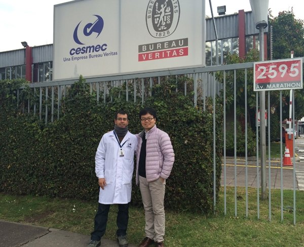 Chile - Authoritative Test Center Bureau Veritas Ordered LED Testing Instruments From LISUN