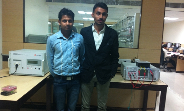 India - Installation and training for EMI and EMC test equipments