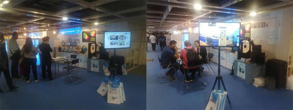 LISUN 2019 HKTDC Hong Kong International Lighting Fair (Autumn Edition) Successfully Concluded 3