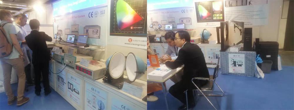 LISUN 2019 HKTDC Hong Kong International Lighting Fair (Autumn Edition) Successfully Concluded 4