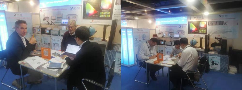 LISUN 2019 HKTDC Hong Kong International Lighting Fair (Autumn Edition) Successfully Concluded 6